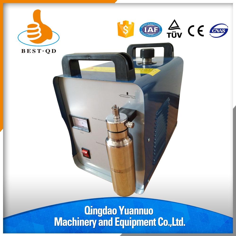 все цены на 2018 Hot Sale Free Shipment BT-350SFP 350W 80L/hour Gas Generation Micro Flame Polishing Machine онлайн