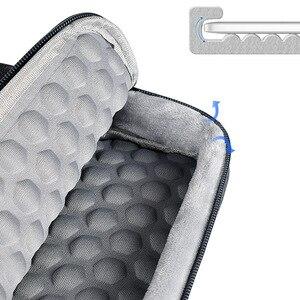 Image 5 - 13.3 14.1 15.6 นิ้วแล็ปท็อปแล็ปท็อปกระเป๋าถือ Multi functional โน๊ตบุ๊คกระเป๋าสำหรับ MacBook Samsung Dell HP