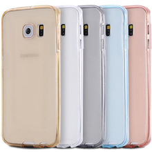Nephy Silicone Case For Samsung Galaxy S9 S8 A8 Plus 2018 S5 S6 S7 Edge A3 A5 A7 2015 2016 J3 J5 Pro J7 Neo 2017 Soft Full Cover