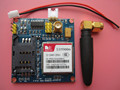 Free shipping 1PCS New SIM900A V4.0 Kit Wireless Extension Module GSM GPRS Board Antenna Tested Worldwide Store