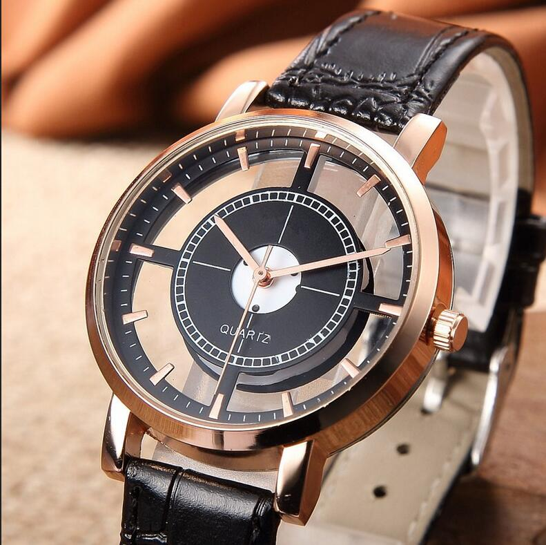 Leather Fashion Brand Bracelet Watches Women Ladies Casual Quartz Watch Hollow Wrist Watch Wristwatch Clock Relogio Feminino ccq luxury brand vintage leather bracelet watch women ladies dress wristwatch casual quartz watch relogio feminino gift 1821