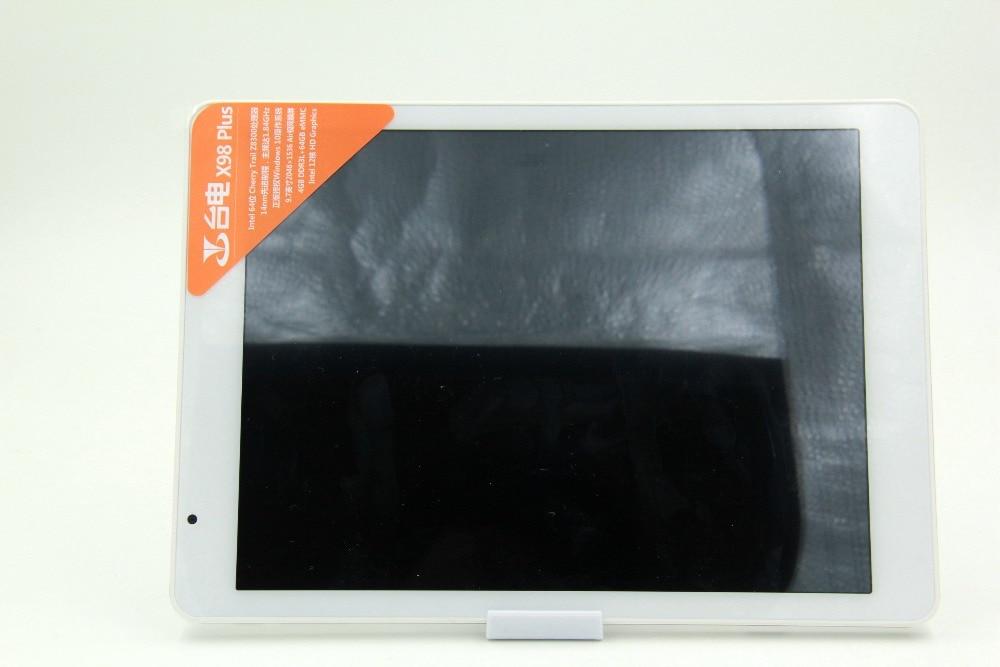 NEWEST!!!Teclast X98 plus Intel T3 Z8300 Tablet PC IPS Retina 2048x1536 4GB RAM 64GB EMMC Windows 10 WiFi HDMI 2MP+5MP Camera new arrives teclast x98 air ii quad core 9 7inch tablet pc z3736f 2g lpddr3 32g emmc 2048x1536 hdmi