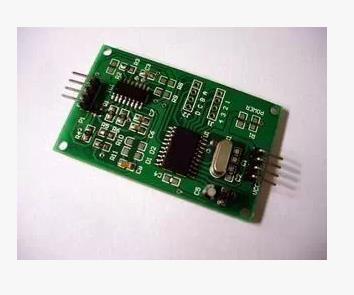 Free Shipping! Serial digital weighing sensor module PLC data acquisition card Load Cell Transmitter module
