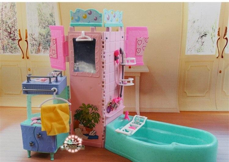 Goedkope Nieuwe Badkamer : Kopen goedkoop nieuwe collectie zomer zwemmen speelgoed diy pop