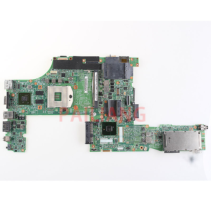 US $46 54 5% OFF PAILIANG Laptop motherboard for Lenovo Thinkpad T510  Mainboard 75Y5645 63Y1878 48 4CU06 031 LKN 1 SWG 08272 3 full tesed DDR3-in