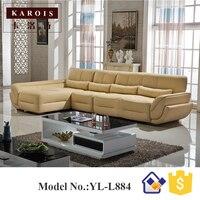 Meubels bedrijf couch woonkamer lederen sofa, fauteuil sofa met elektrische of handmatige recliner