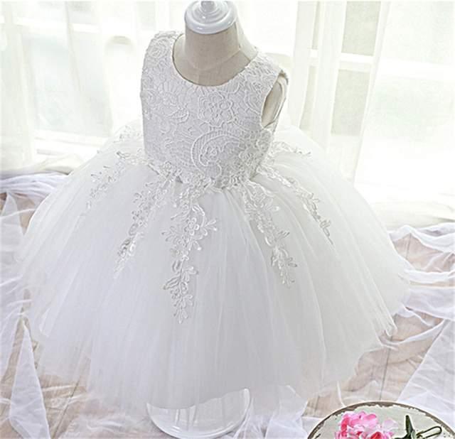 d7f79e47ef6c Online Shop Baby Kids Party Gown Design Pageant Wedding Dresses ...