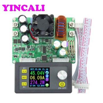 Высокоточный понижающий блок питания постоянного тока с постоянным напряжением, модуль DPS5015, преобразователь напряжения, цветной ЖК-вольтм...