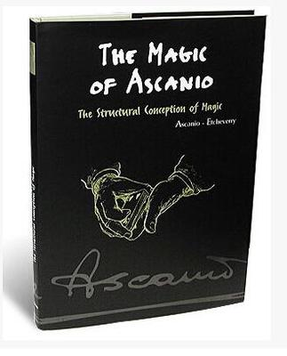 The Magic Of Ascanio Vol 1-3 -magic Tricks