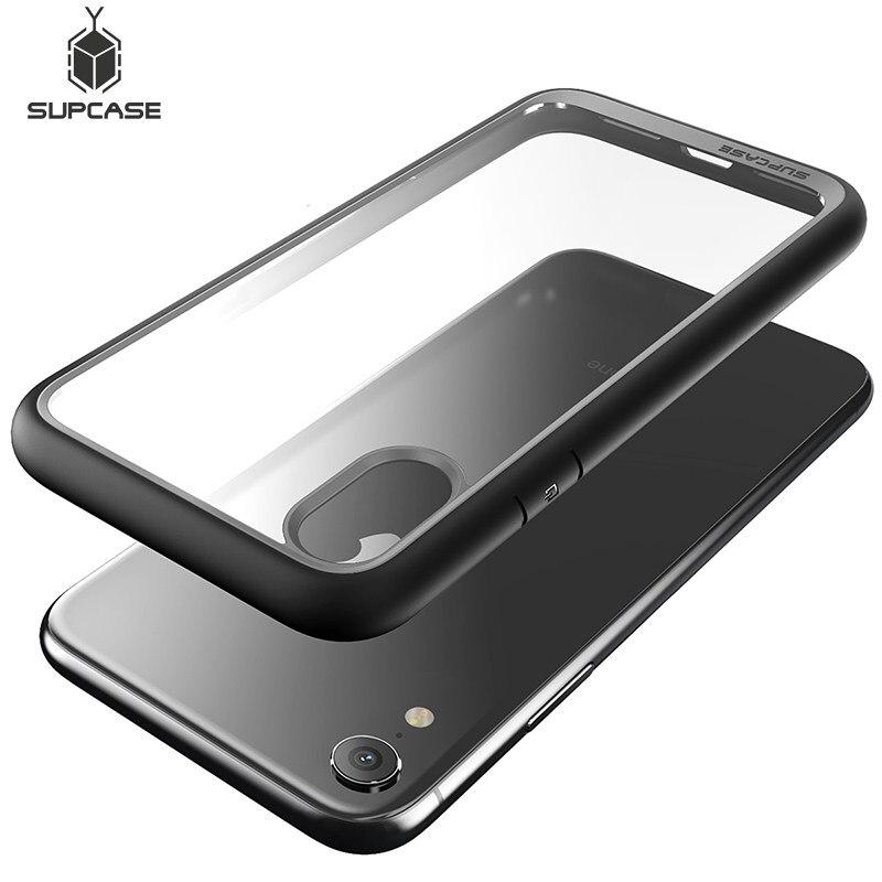 SUPCASE Für iphone XR Fall Abdeckung 6,1 zoll UB Stil Premium Hybrid Schutzhülle Schlank Klar Telefon Fall Für iphone Xr 2018
