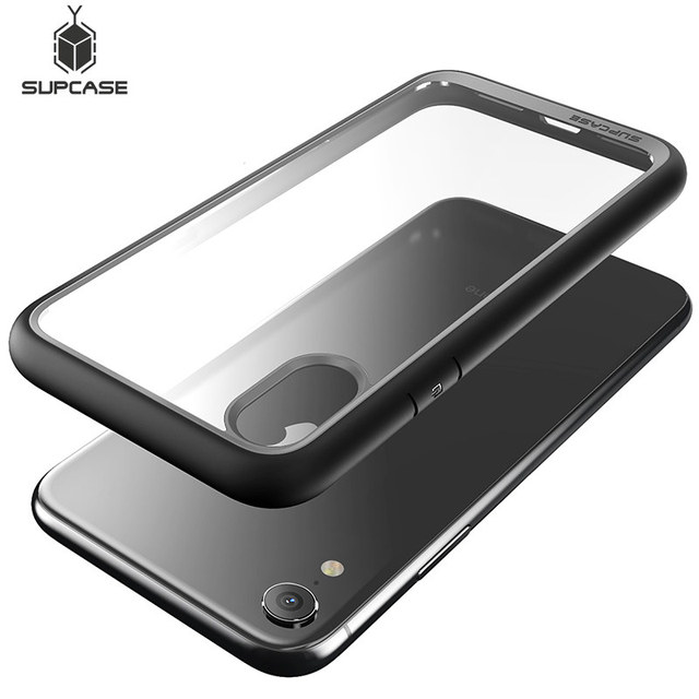 SUPCASE For iphone XR Case Cover 6.1 inch UB Style Premium Hybrid Protective Slim Clear Phone Case For iphone Xr 2018
