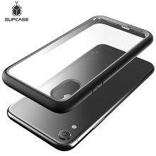 SUPCASE funda protectora híbrida para iphone XR, funda de 6,1 pulgadas, estilo UB, prémium, delgada, transparente, para iphone Xr 2018