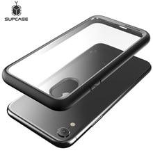SUPCASE pour iphone XR housse de protection 6.1 pouces UB Style Premium hybride protection mince clair étui de téléphone pour iphone Xr 2018