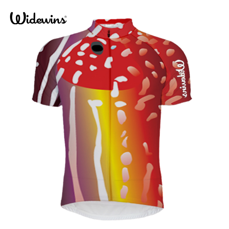 New Striped fish THE Alien SportsWear Mens Cycling Jersey Cycling Clothing  Bike Shirt Size 2XS TO 889400ef7
