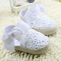 Fabric Baby Girl Booties Crib Shoes Infant Girl Botinhas De Menina Toddler Shoes Air Mesh Booties