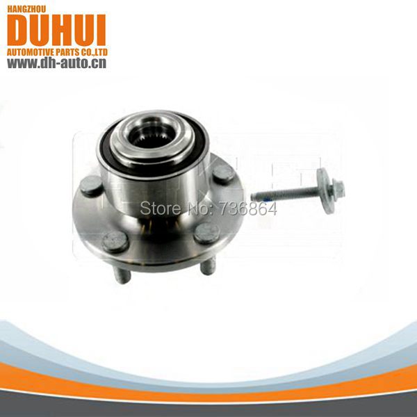 Auto Parts Car-styling Front Wheel Hub Bearing for FORD C-MAX FOCUS II VKBA3660 Competitive Price Free Shipping free shipping model car bearing sets bearing kit traxxas car stree sport