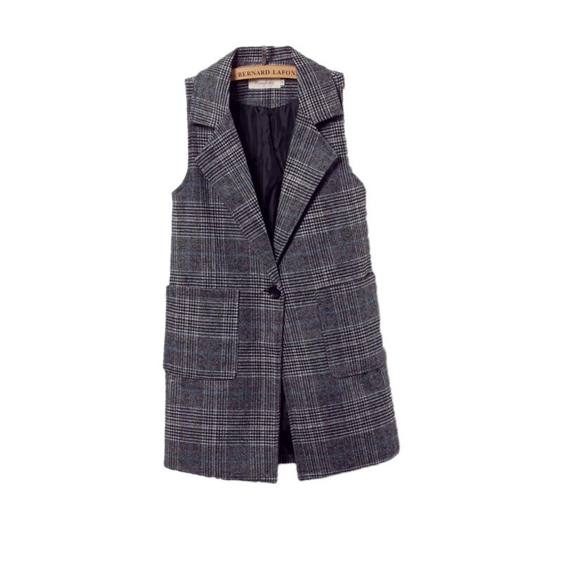 42b36476ca4 Costume-carreaux-gilet-femme-printemps-et-automne-grande-taille-2018-Nouveau -R-tro-mode-sans-manches.jpg