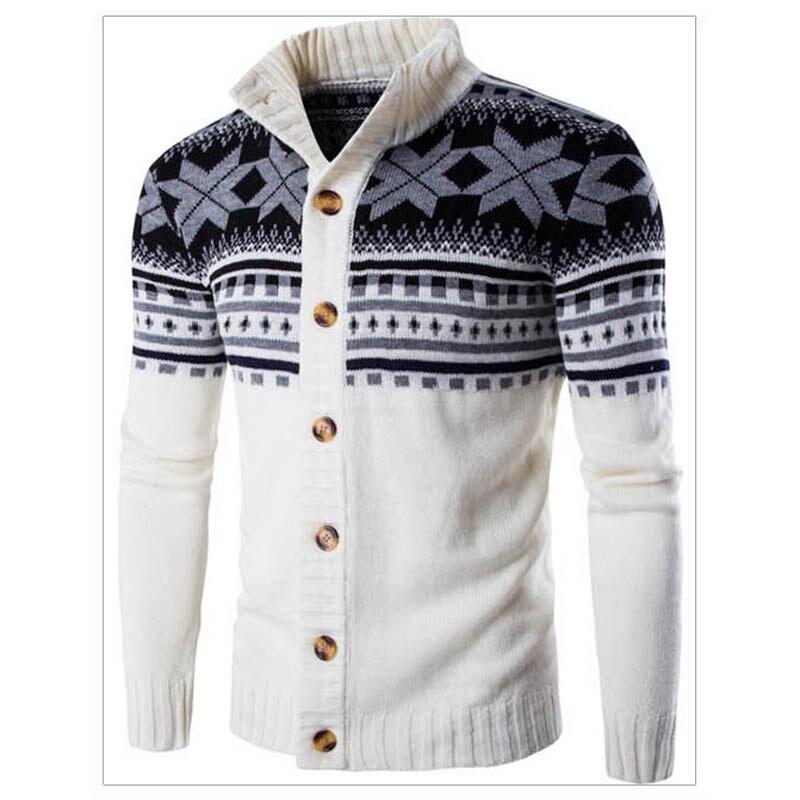 36e6b29c58 Top Venda de Grandes Dimensões Camisola Para Homens Nome de Marca de Moda  Masculina Camisola Camisola de Inverno Quente Casaco Masculino Cardigan  Roupas de ...