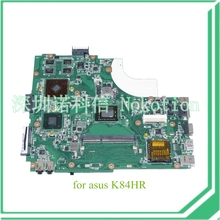For asus K43LY mainboard K84HR Motherboard REV 5.0 HM65 DDR3 ATI HD 6470M Graphics I3-2350M SR0DQ