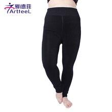 Women Winter Warm Leggings Elastic Velvet Legging Big Size Female Thick High Stretch Trousers