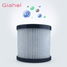 цена на 1pcs Filter Air Purifier with Gesture Control Anion Car Air Freshener Perfect for Car Desktop Office Home Purifier filter