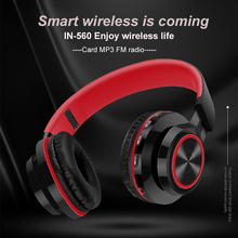 High-Fidelity Stereo Bass Folding casque gamer with microphone auriculares Headphones Bluetooth4.1 wireless earphones headset acemic at 10 pro wireless accordion microphone high fidelity voice 3m cable