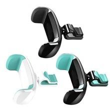 SOONHUA Universal Car Phone Holder for iPhone 8 X 7 Mini Air