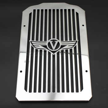 Metal plating Motorcycle Radiator Cover Bezel Grille Guard Protector for Kawasaki Vulcan 900 VN900 B Classic LT Custom 2006-2019 - DISCOUNT ITEM  21% OFF All Category