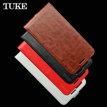 TUKE Case For Doogee X20 Case Cover for Doogee X20L Flip Leather Protection Smarphone Coque for Doogee X20 2gb 16gb Silicone Bag