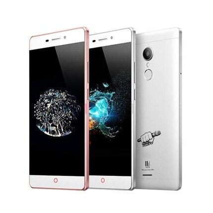 D'origine ZTE V5 K3DX-V5G smartphone 5.5 FHD 3000 mah Android 5.1 3 gb + 32 gb MSM8952 Octa Core 13mp Nu Eye 3D 4g LTE Smartphone
