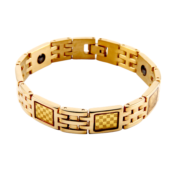MB-2 Trendy Wholesale Cheap Men/Women Gift Bracelet 316L Stainless Steel Lover's Party Bracelet Bangle Jewelry
