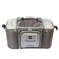 Super Large Size 30L Multi Function Thermal Bag With 6 Pockets Car Cooler Thickening Waterproof Outdoor