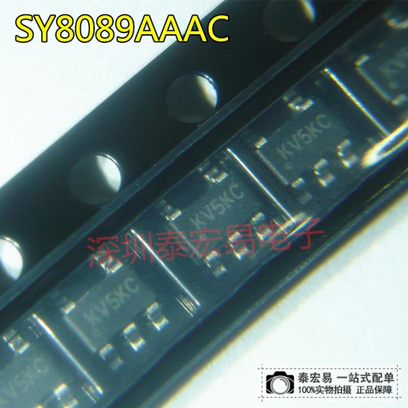 10pcs/lot SY8089AAAC SY8089 SOT23-5