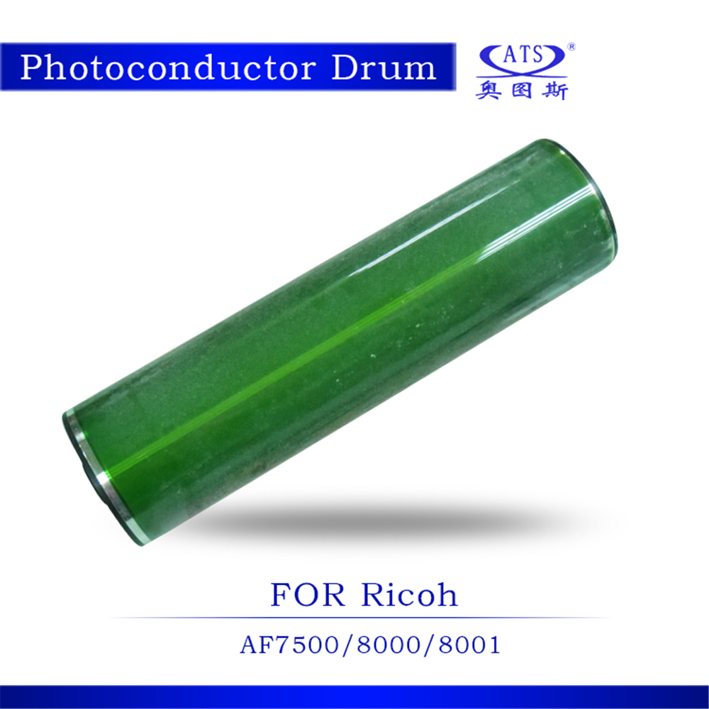 1pcs High Quanlity Photocopy Machine opc drum for Ricoh AFicio AF 7500 8000 8001 copier parts AF7500 AF8000 high quanlity photocopy machine copier document feeder for minolta bh350 copier parts bh350 document feeder