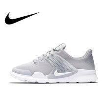 san francisco 94ecf 3556e Original authentique Nike Arrowz et Nike chaussette Dart hommes respirant  chaussures de course sport baskets extérieur