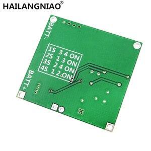 Image 2 - 새로운 max745 4.2 4.35 v 1 4 팩 리튬 배터리 충전 보드 전압 전류 조정