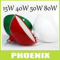 15W 40W 50W 80W Red+Blue LED Horticulture Grow Light E27 SMD3528 AC85~265V LED Hydroponics Lamps  Best For Flowers and Plants