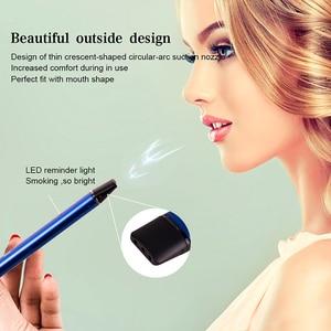 Image 5 - Original Kamry X Pod Kit Electronic Cigarette electronique with 280mAh Battery 0.8ml disposable cartridge Vape vaporizador vaper