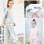 2016 caráter treino crianças roupas para meninas crianças com capuz hoodies casacos calças conjuntos esportivos menina veste ternos cinza rosa