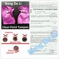 200pcs/Lot bangdeli clean point tampon chinese herbal tampons vaginal women female vaginal repair herbal tampon herbal medicine
