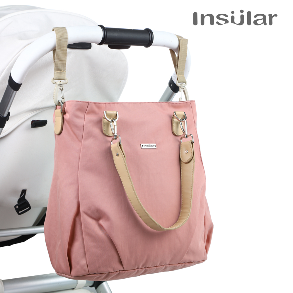 все цены на Insular Brand Fashion Baby Diaper Bags Waterproof Nappy Changing Bag Multifunctional Mommy Stroller Bags For Baby Care