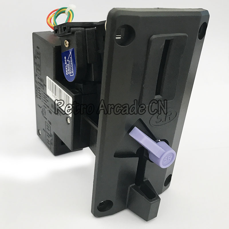 Advanced CPU Multi Coin Selector Acceptor for Vending Machine Arcade Game Kit US