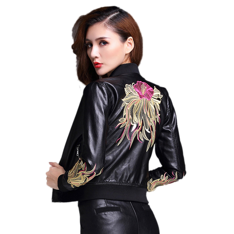 2b2ef86044a 100% Sheepskin Coat Real Genuine Leather Jacket Women Clothes 2019 Korean  Elegant Spring Autumn Slim