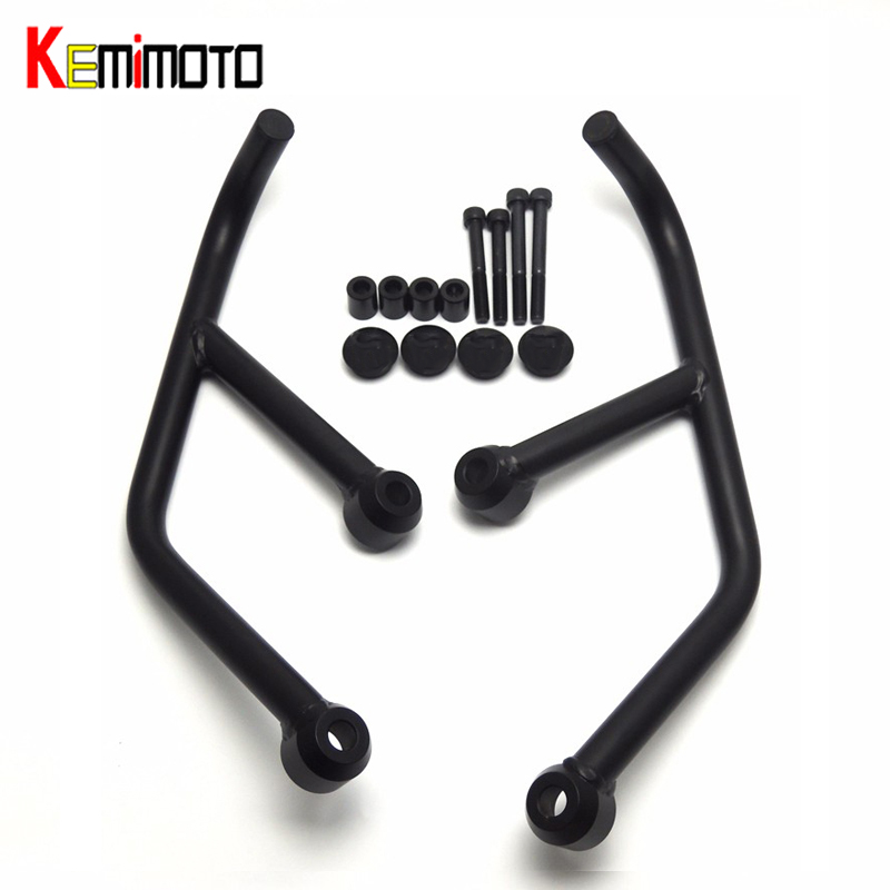 KEMiMOTO MT03 MT25 Engine Protetive Guard Crash Bar Protector For Yamaha MT 03 MT 25 MT03