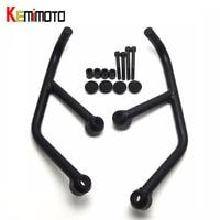 KEMiMOTO MT03 MT25 Engine Protetive Guard Crash Bar Protector For Yamaha MT 03 MT 25 MT03 MT25 2015 2016 2017 2018 2019