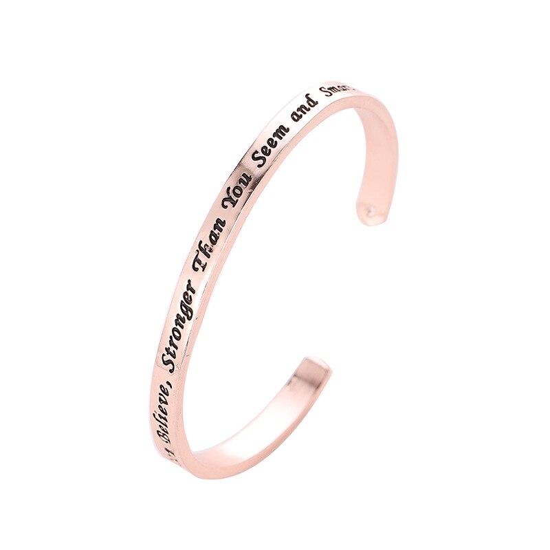 Роскошные браслеты из нержавеющей стали из розового золота, женские браслеты с сердцем, подвеска любовь, браслет для женщин, пара, женская бижутерия в подарок - Окраска металла: 10999