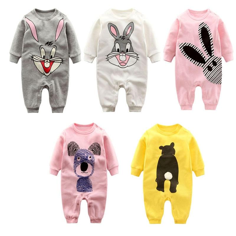 Naujas gimęs kūdikių drabužiai Žiemos medvilnės ilgomis - Kūdikių drabužiai - Nuotrauka 2