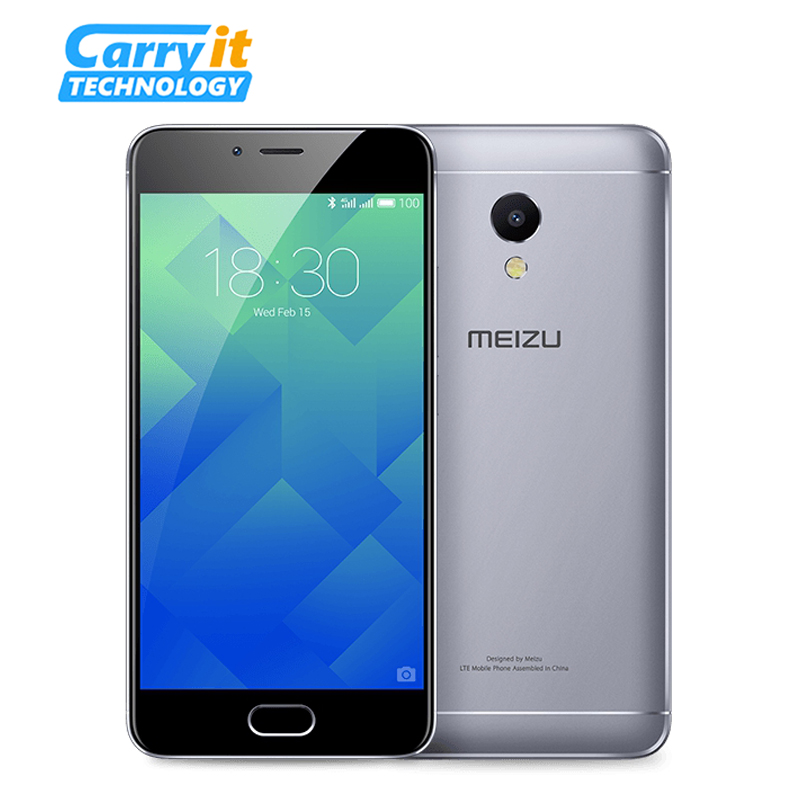 """bilder für Ursprüngliche Meizu M5s 3 GB 16/32 GB Handy Android MTK Octa-core 5,2 """"3000 mAh Cellular Fingerprint Schnell ladung"""