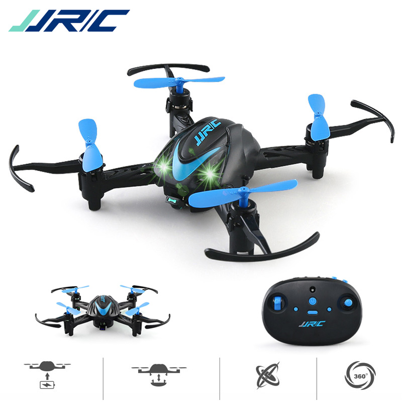 JJRC H48 Micro Drone 4CH 6-Axis 3D Flips Mini Quadcopter Screw Free Structure Vs JJRC H36 H8 Dron Helicopter Best Toys For Kids