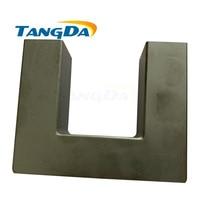 Tangda Ferrite magnetic core UF120 PC40 material super power special for welder's transformer UF120 100 UF 120 100 UU120 AG